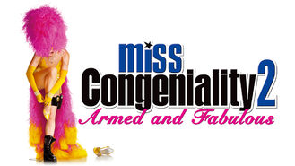 Netflix box art for Miss Congeniality 2: Armed and Fabulous