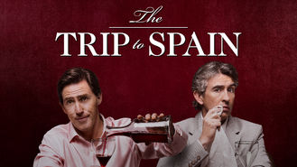 Netflix Box Art for Trip to Spain, The